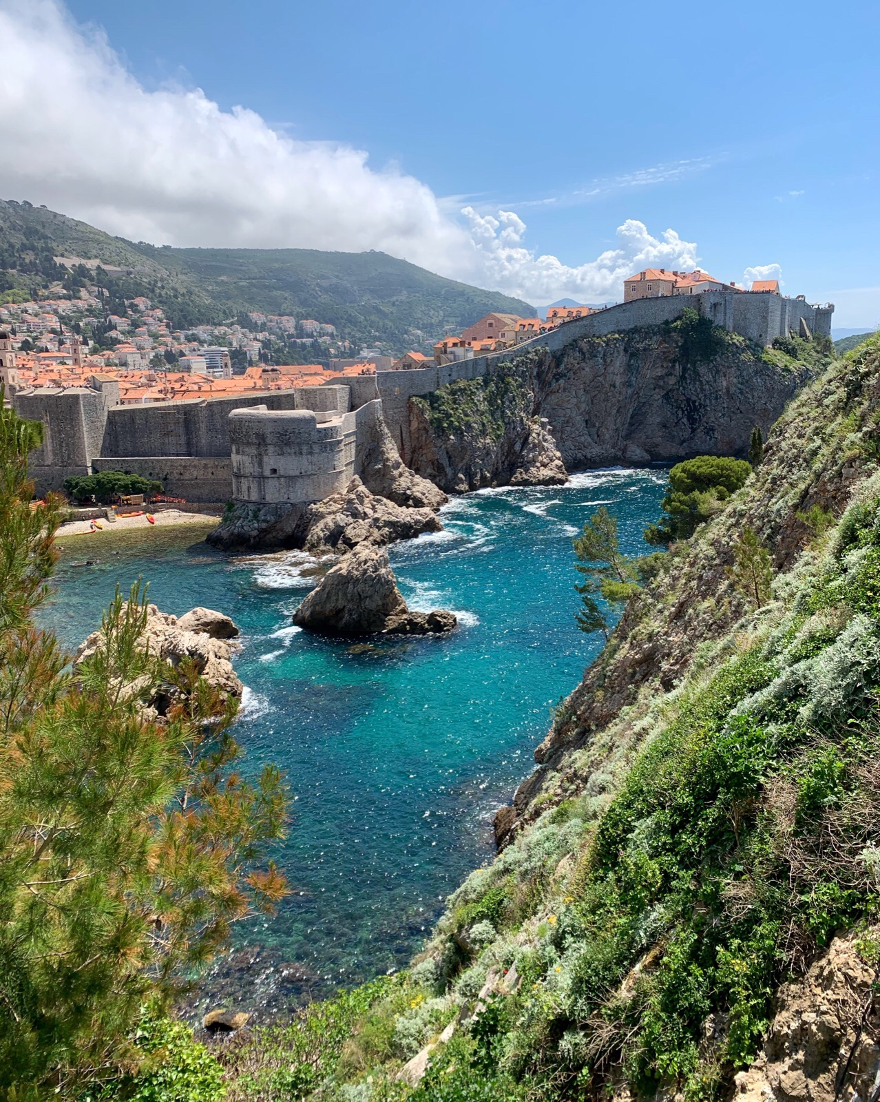 Dubrovnik Croatia travel photo solo travel