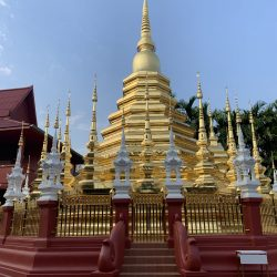 Thai Temples and Travails: Finding Stillness in Chaos