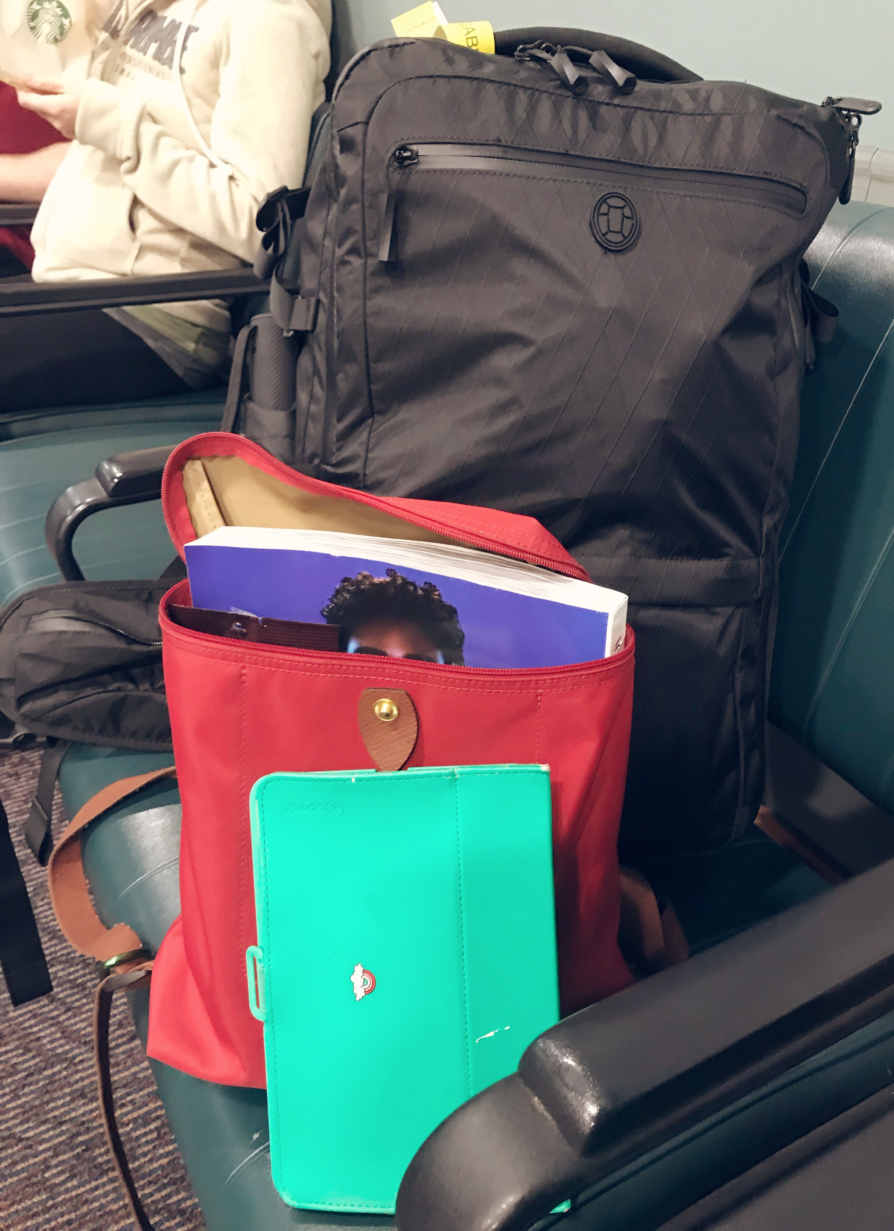 Long term travel packing tips