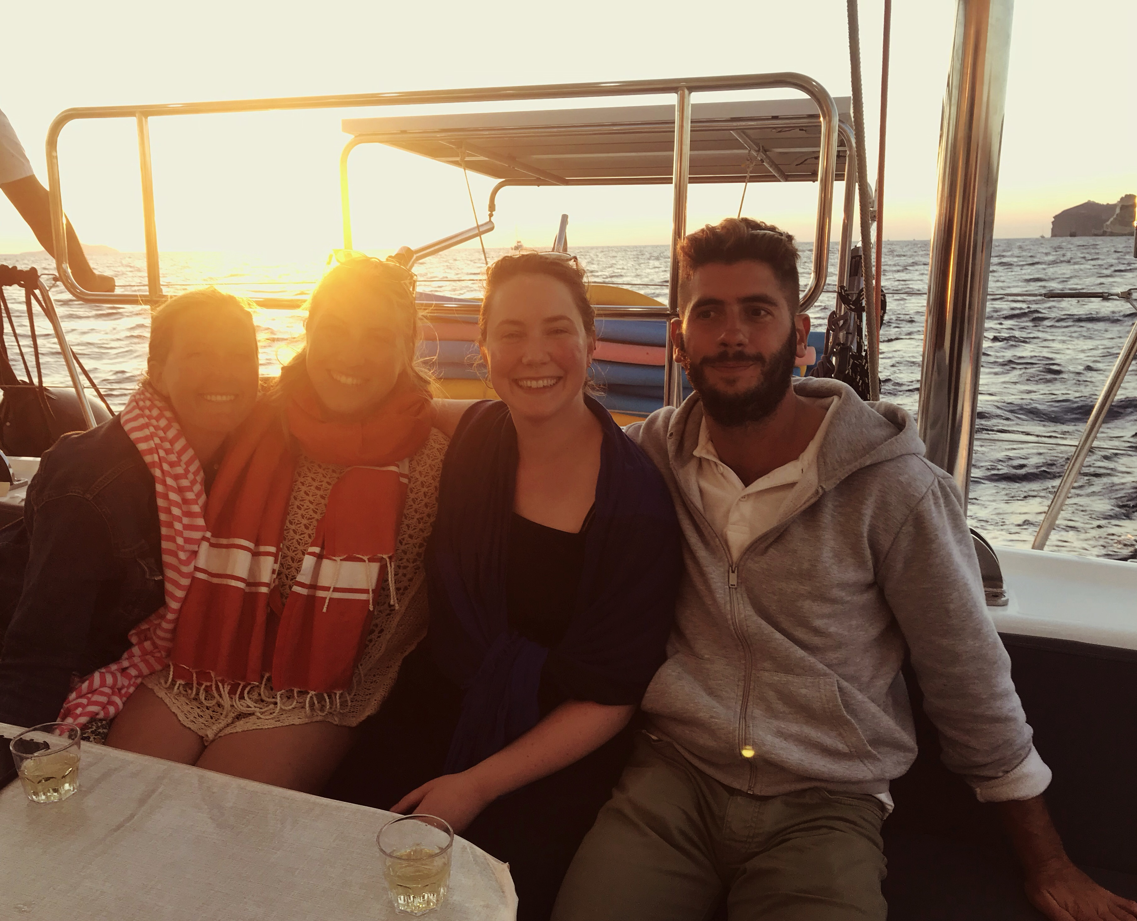 Solo female travel in Greece