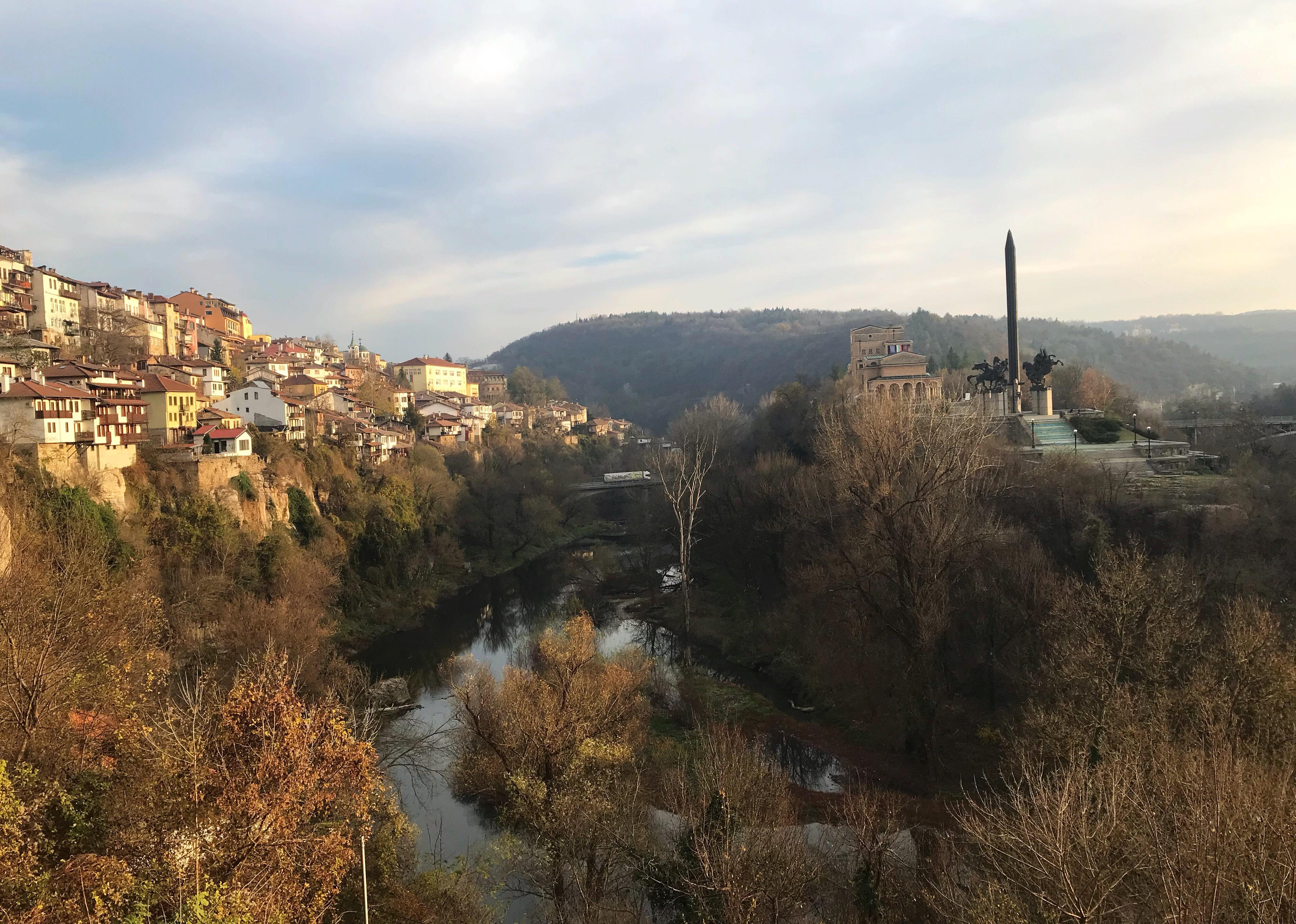 Traveling alone in Bulgaria