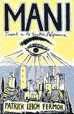Cover of Mani by Patrick Leigh Fermor books about Greece